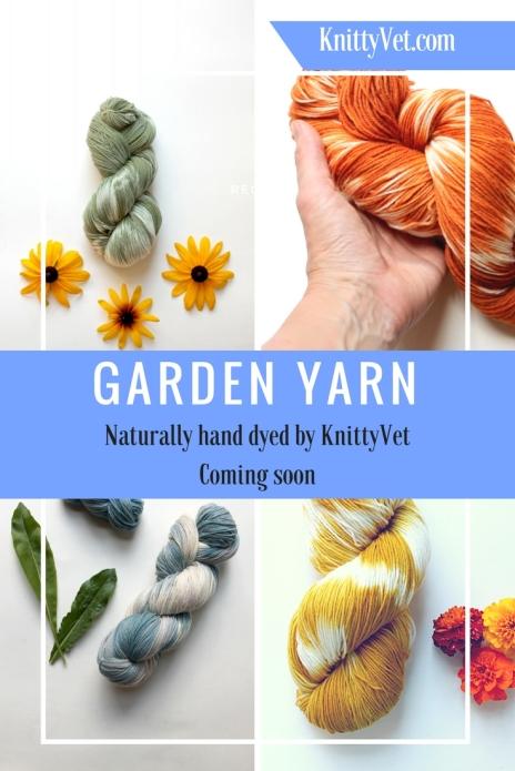 garden yarn pinterest